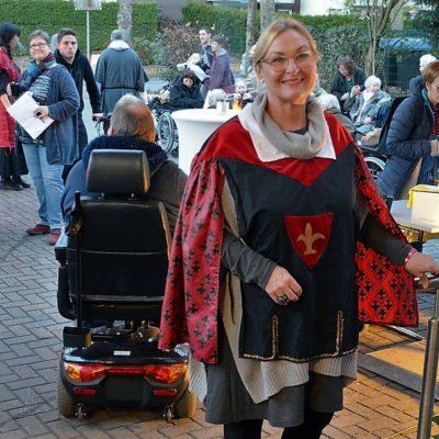 Mittelaltermarkt Im SenVital 1